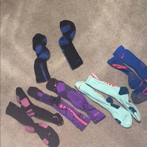 Elite Nike socks